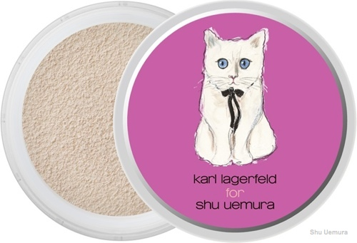 Karl Lagerfeld for Shu Uemura 'Shupette' Glitter Face Powder