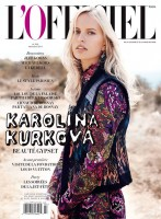 karolina-kurkova-lofficiel-november-2014-cover