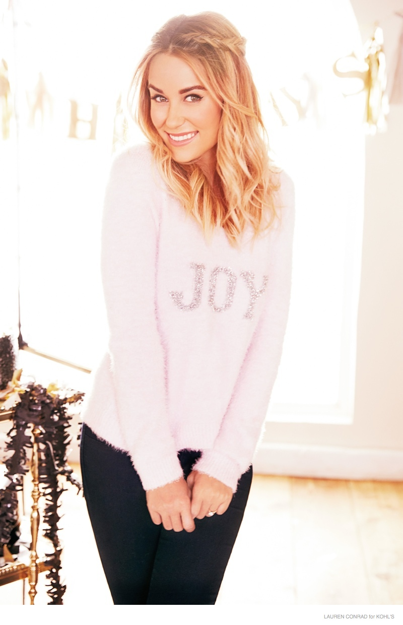 Lauren Conrad for Kohl's Winter 2014