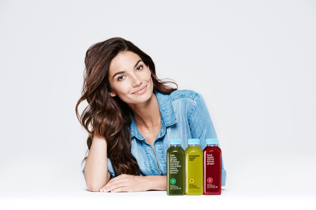 Lily Aldridge Launches Fall Refresh Collection on Gilt