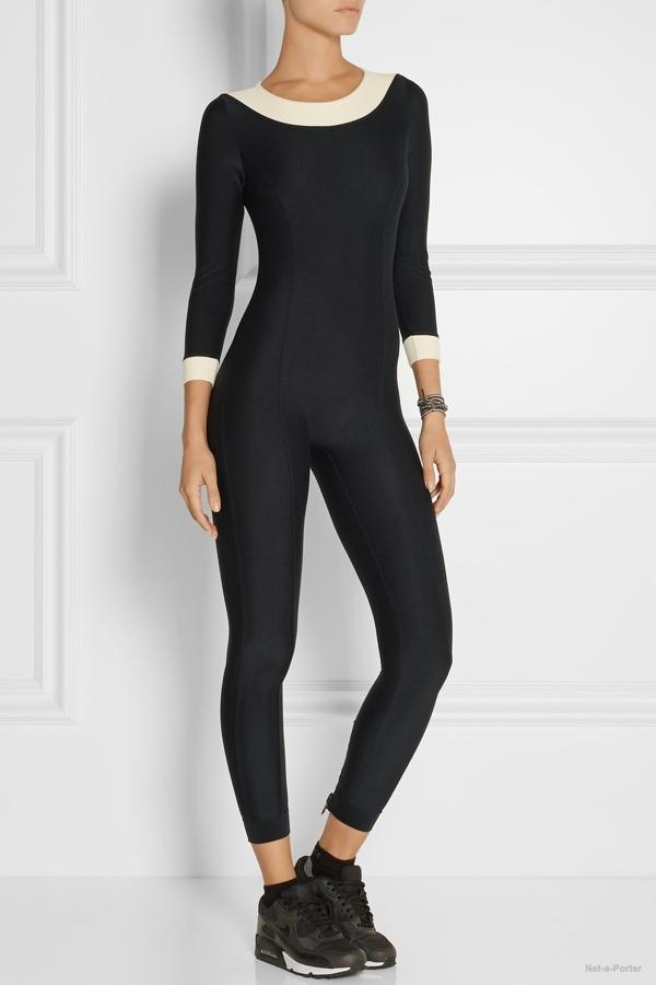 Lisa Marie Fernandez micro-fiber bodysuit