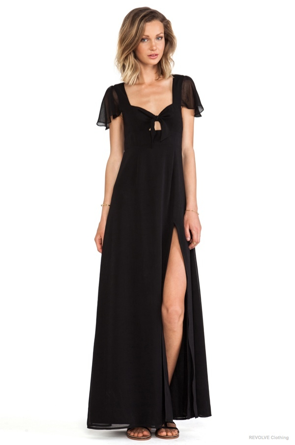 Lovers + Friends The Keeper Maxi Dress available at REVOLVE Clothing for $117.00