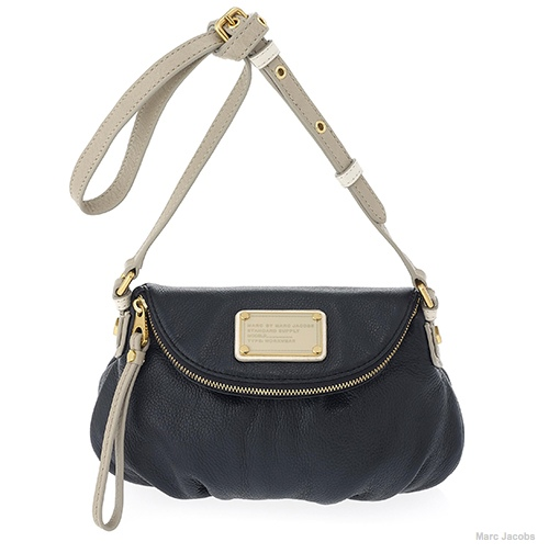 Marc by Marc Jacobs Classic Q Colorblocked Mini Natasha