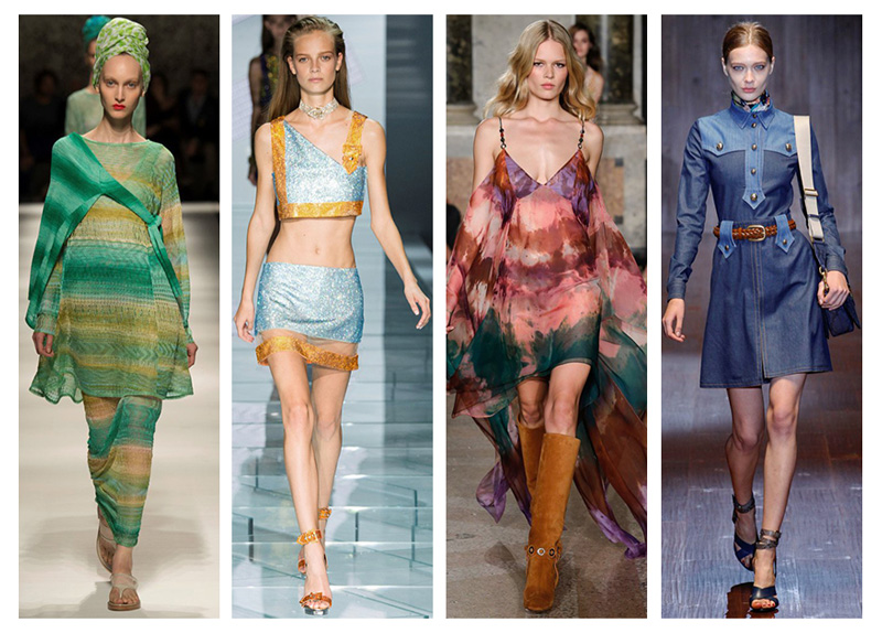Spring 2015 Clothing Trends Spring/summer 2015 Trends