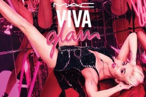 Miley Cyrus Named MAC Viva Glam 2015 Spokesperson