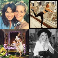 Instagram Photos of the Week | Anja Rubik, Izabel Goulart + More Models