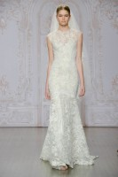 Monique Lhuillier's Gorgeous Fall 2015 Bridal Collection