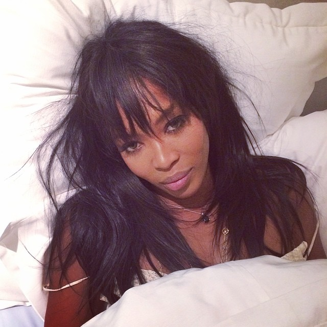 Naomi Campbell. Photo: Instagram