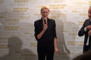 Naomi Watts Named L'Oreal Paris Spokesperson