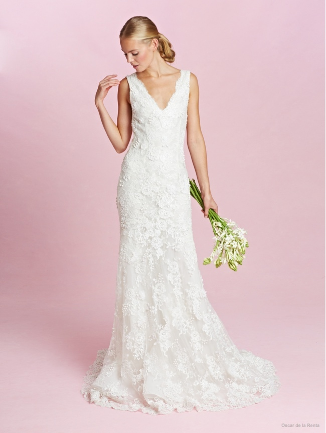Oscar de la renta 2015 fall wedding dresses photos05 for Where to buy oscar de la renta wedding dress