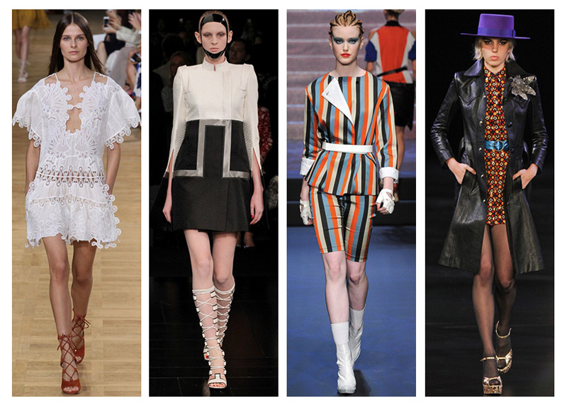 Best Spring Summer 2015 Trends From Paris Fashion Week