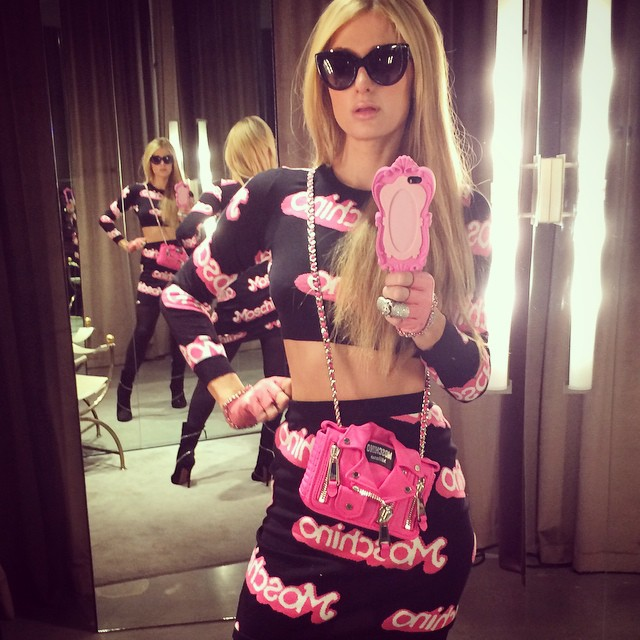 Barbie Has Inspired Moschino for Spring 2015 - Jeremy ...