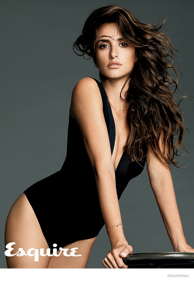Penelope Cruz Esquire Sexiest Woman Alive 2014 Photos