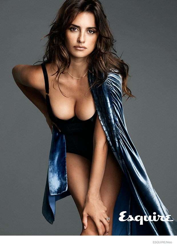 Penelope Cruz Named Esquire's Sexiest Woman Alive, See the Photos