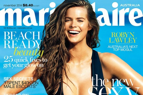 robyn-lawley-marie-claire-australia-november-2014-cover