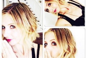 Sarah Michelle Gellar Reveals Short Hairstyle