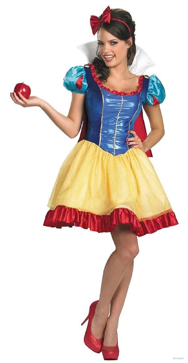 Snow White Sassy Costume