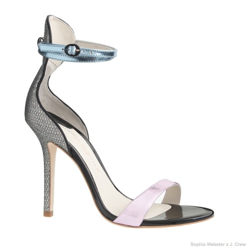 Sophia Webster for J.Crew Nicole Pumps available for $510.00