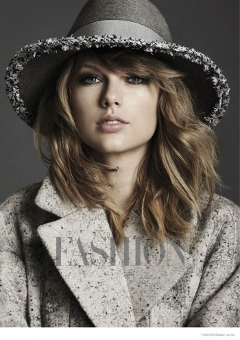 Taylor Swift Stars in FASHION Magazine, Talks New Album