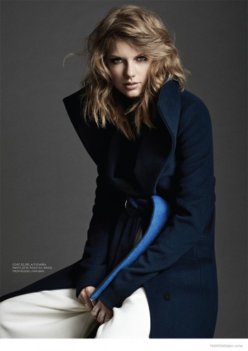 More Photos of Taylor Swift in Fashion Magazine by Gabor Jurina