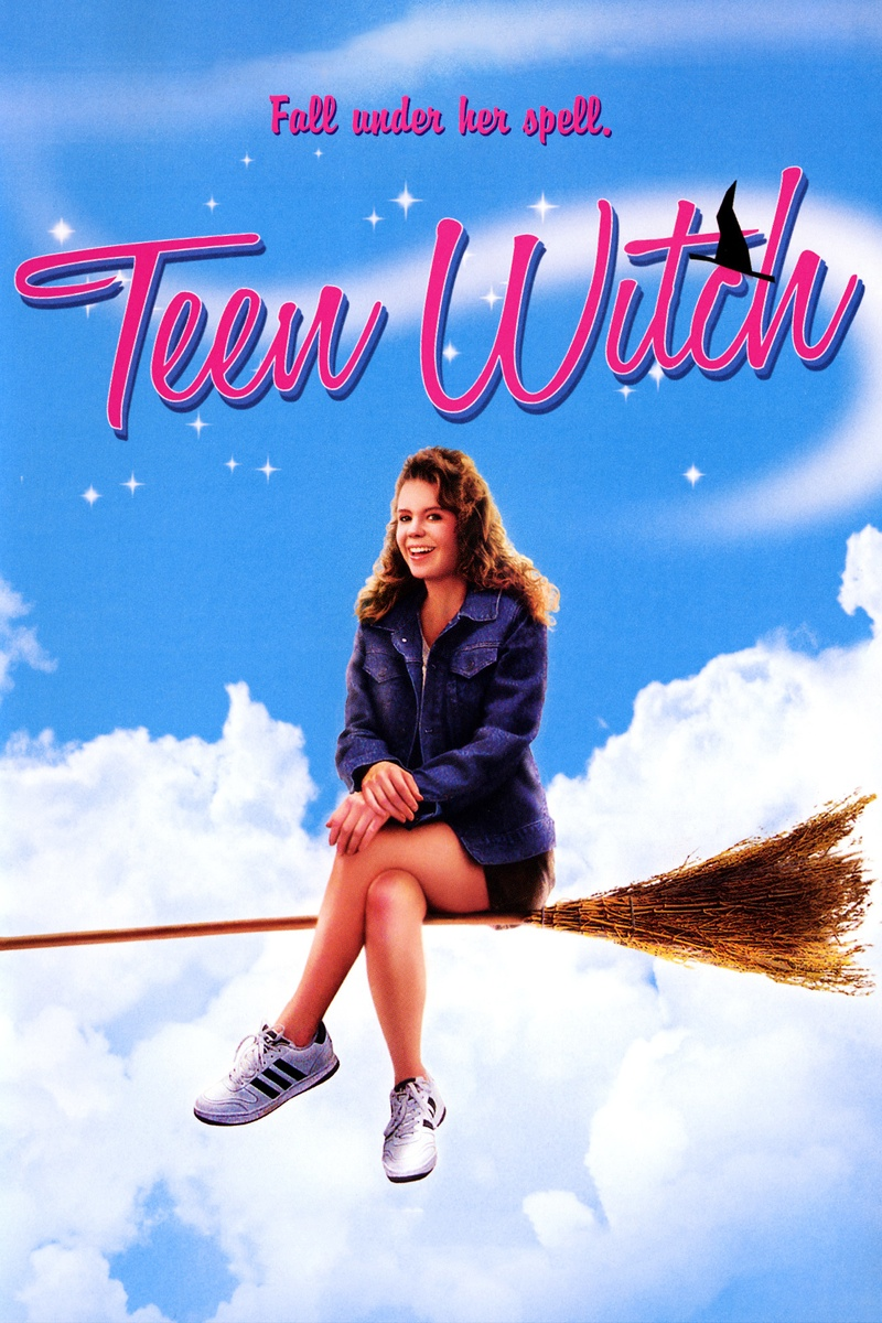 teen witch 1983 - Halloween Movies About Witches