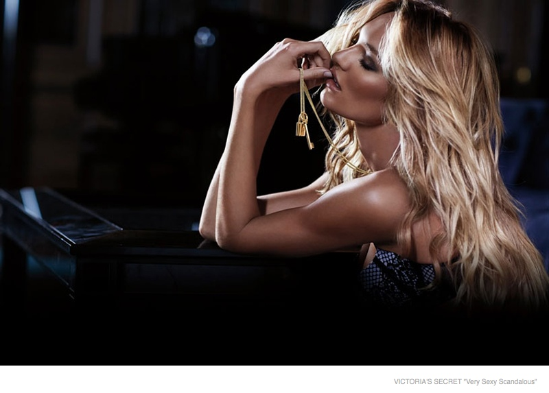 "Victoria's Secret Launches ""Very Sexy Scandalous"" Campaign, See the Photos!"