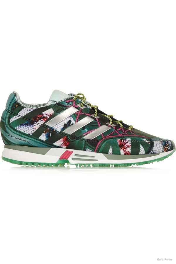 84dd89f48955 adidas Originals Mary Katrantzou Bomfared Equipment Racer scuba-jersey  sneakers available at Net-a