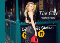 "FGR Exclusive | Alexandra Spencer by Marley Kate in ""The City"""