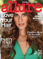 allison-williams-allure-magazine-december-2014-cover