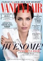 Angelina Jolie Covers Vanity Fair, Talks Marriage to Brad Pitt