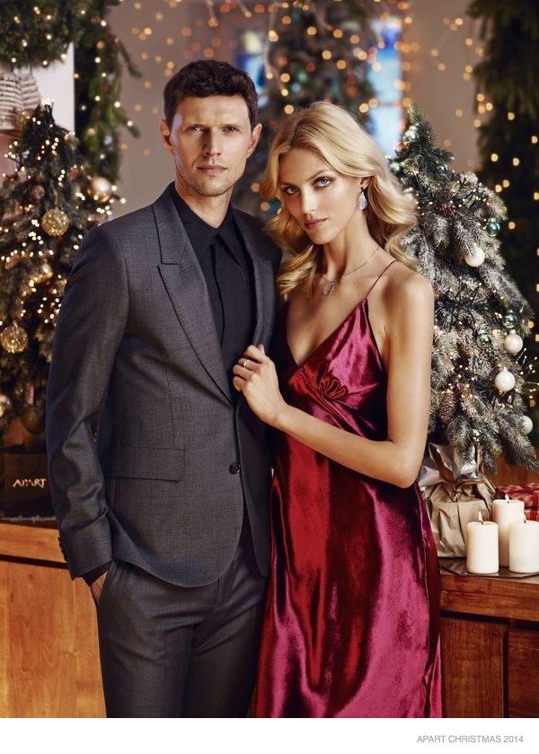anja-rubik-husband-apart-christmas-campaign1