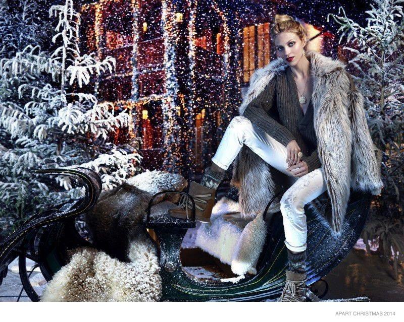 anja-rubik-husband-apart-christmas-campaign2