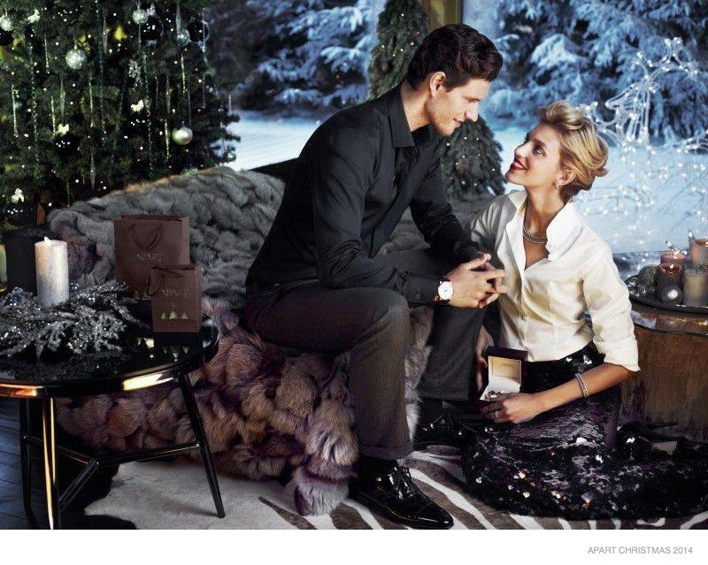 anja-rubik-husband-apart-christmas-campaign4