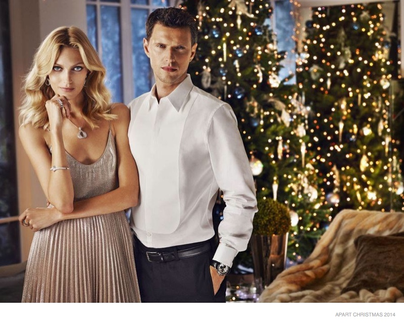 anja-rubik-husband-apart-christmas-campaign6