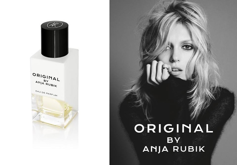 "Anja Rubik Has Her Own Fragrance, ""Original"""