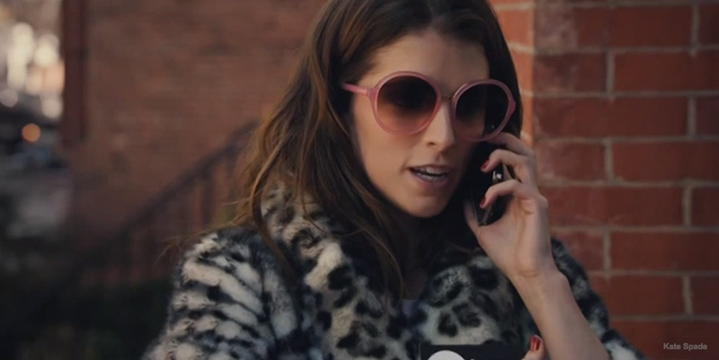 """Watch Anna Kendrick Star in """"The Waiting Game"""" Video for Kate Spade"""