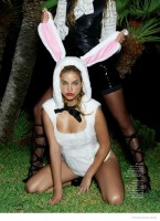 Barbara Palvin Has Been More Naughty Than Nice for L'Officiel Paris Shoot
