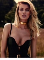 Bregje Heinen Poses for Xavi Gordo in Sexy Maxim Photos