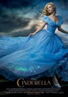 "Lily James stars in the ""Cinderella"" 2015 movie poster. Photo: Disney"