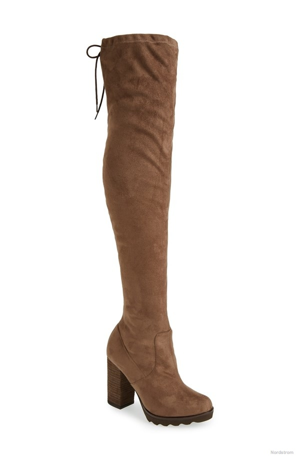 Free People 'North Star' Over the Knee Boot available at Nordstrom for $348.00