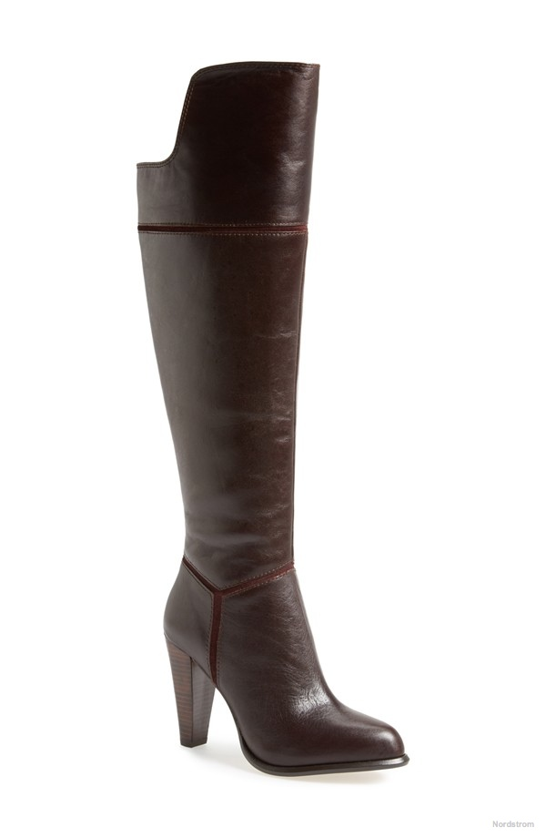 French Connection 'Cai' Over the Knee Boot available at Nordstrom for $249.95