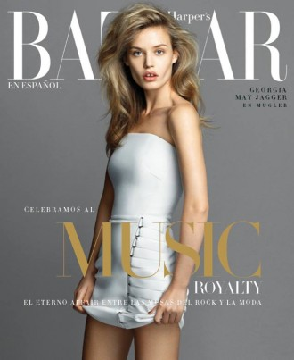 georgia-may-jagger-harpers-bazaar-mexico-december-2014-cover