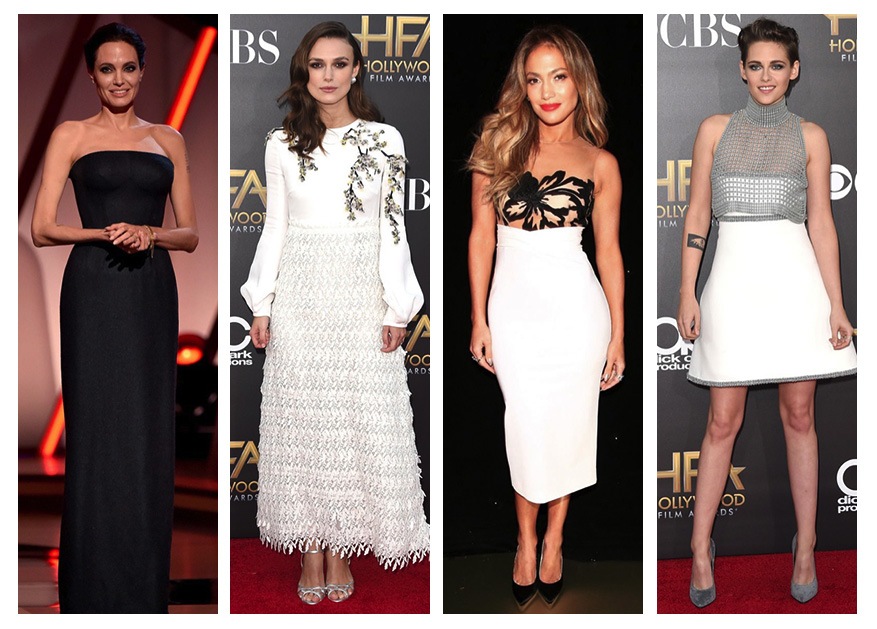 Star Style at the 2014 Hollywood Film Awards