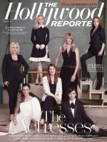 Actresses Cover The Hollywood Reporter, Talk Nude Photo Leak