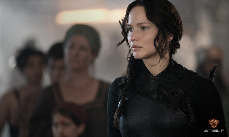 "Listen to Jennifer Lawrence Sing for ""The Hunger Games: Mockingjay - Part 1"" Film"