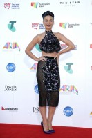 Katy Perry Shines in Jamie Lee Crop Top Look at the ARIA Music Awards