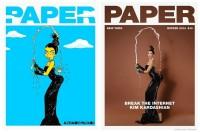 Kim Kardashian's Paper Magazine Photos Get Simpsonized