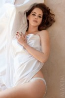 Lana Del Rey Poses in Her Underwear for Maxim Cover Shoot