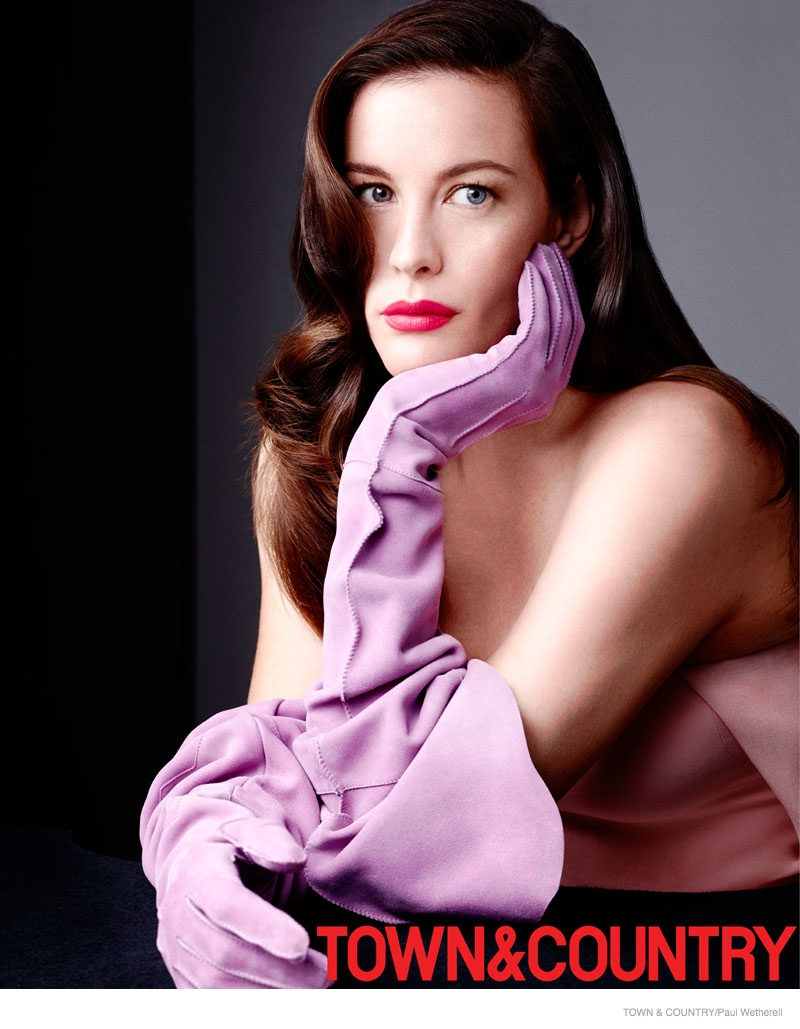 Liv Tyler Stars in Town & Country, Opens Up About Pregnancy