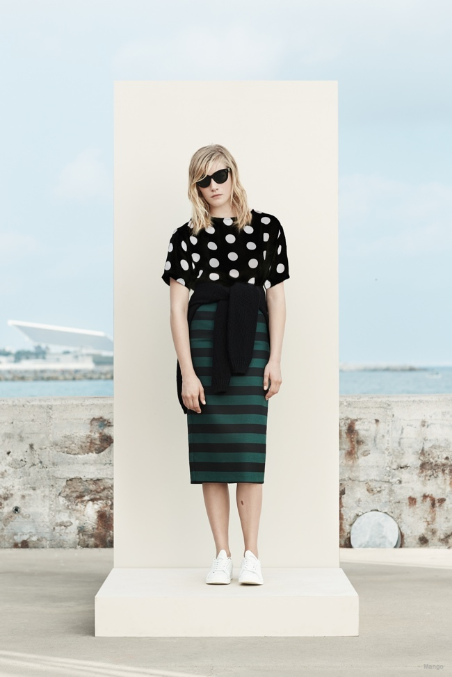 See Mango's 70s Inspired Spring-Summer 2015 Collection